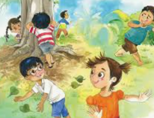 NCERT solution class 7 english trees