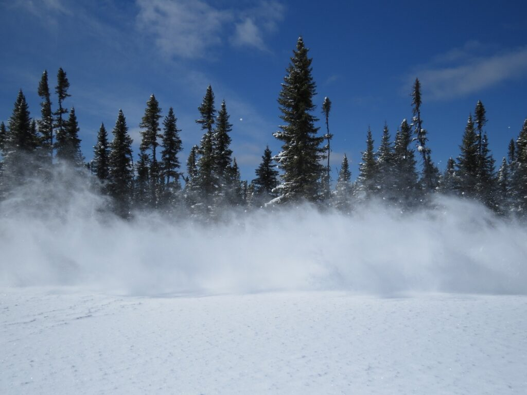 Dust of snow summary