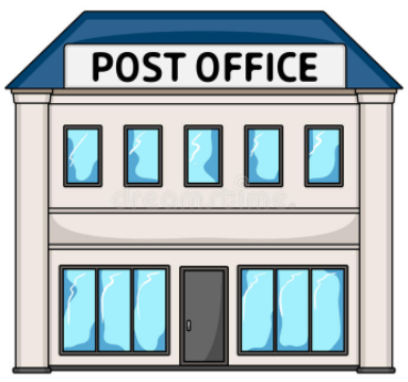 The Letter Class 10 English Summary : The Post Office